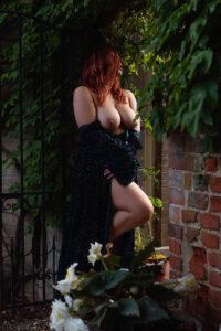 Amber Evergreen Edinburgh based escort