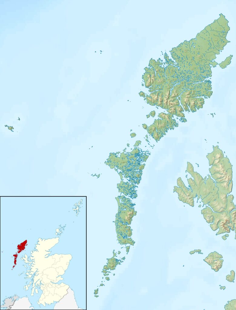 Western Isles, the Outer Hebrides